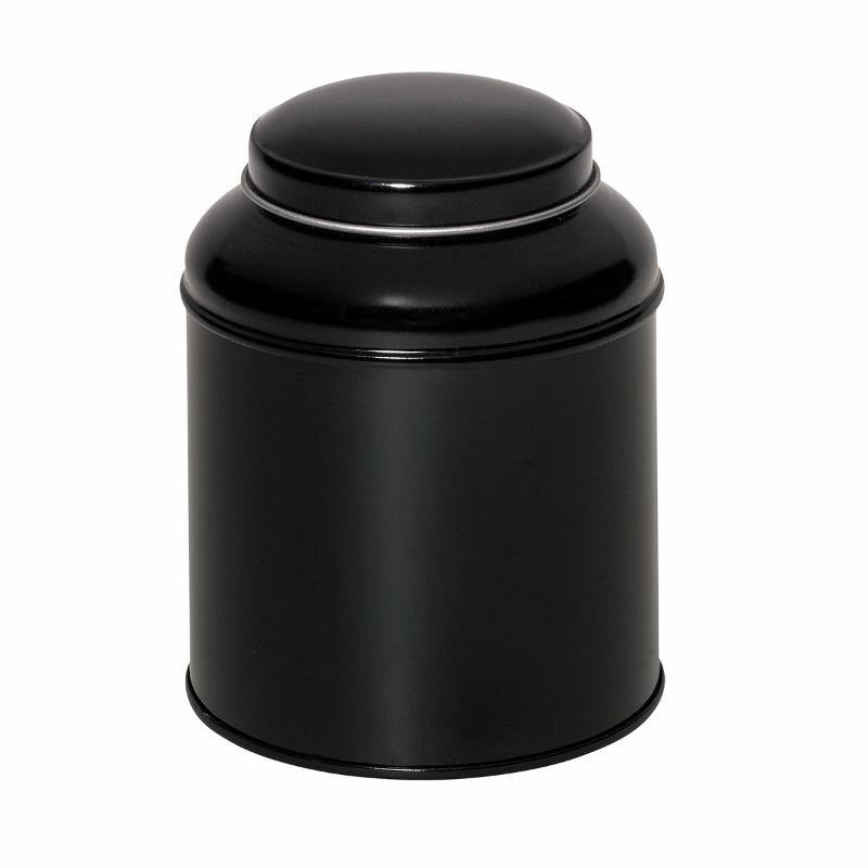 Teedose Dome, 125g schwarz