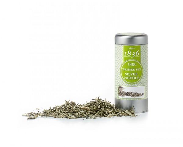 Weißer Tee China Weißer Tea Silver Needle, à 40g