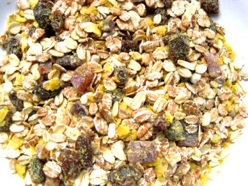 Früchte-Müsli mit 30% Früchten