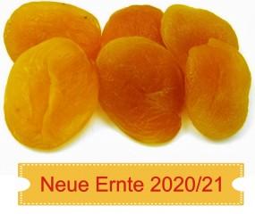 Aprikosen getrocknet, geschwefelt Ernte 2020/21