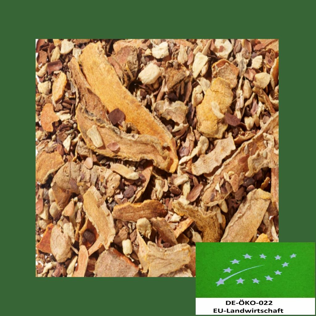 Kurkuma Relax DE-ÖkO-022 Bio Kräuterteemischung