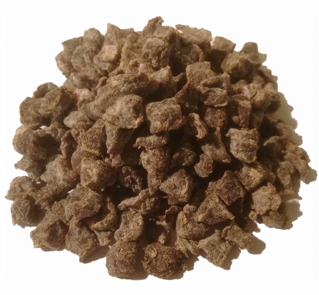 Pfirsiche ungeschwefelt 5x5 mm gehackt