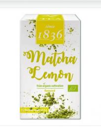 """Grüner Pulver-Tee China k.b.A. Matcha Lemon, """"Taishan"""", aromatisiert DE-ÖKO-005"""