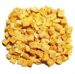Mango Stücke gefriergetrocknet ohne Zusätze