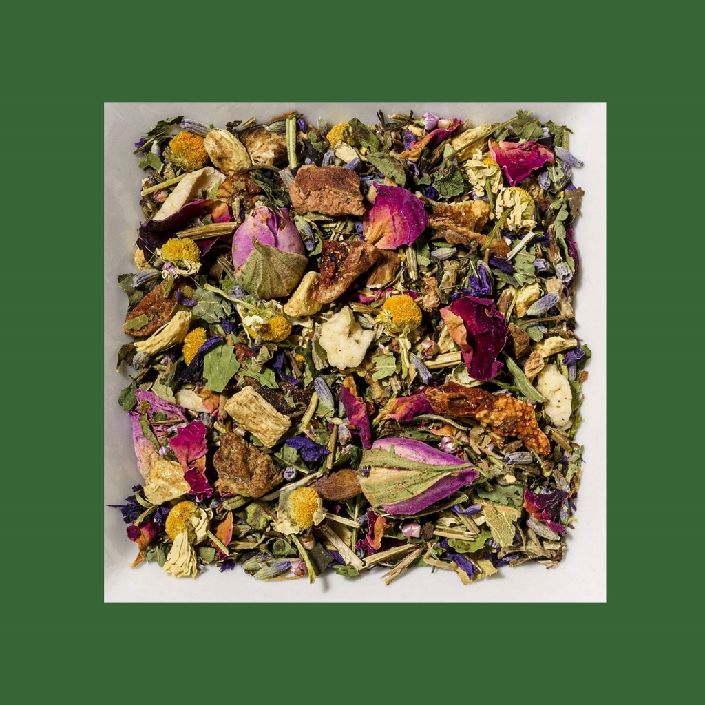 Basentee Blütenkräuter Kräutertee-/Früchtemischung