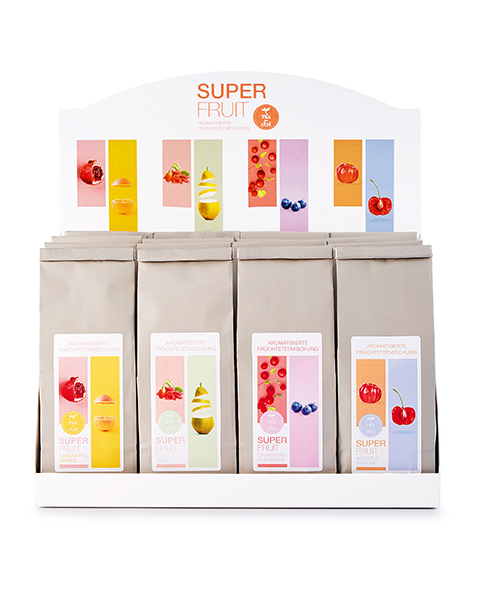Superfruit Serie 4 Sorten a 100g