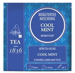 Cool-Mint Kräuterteemischung aromatisiert