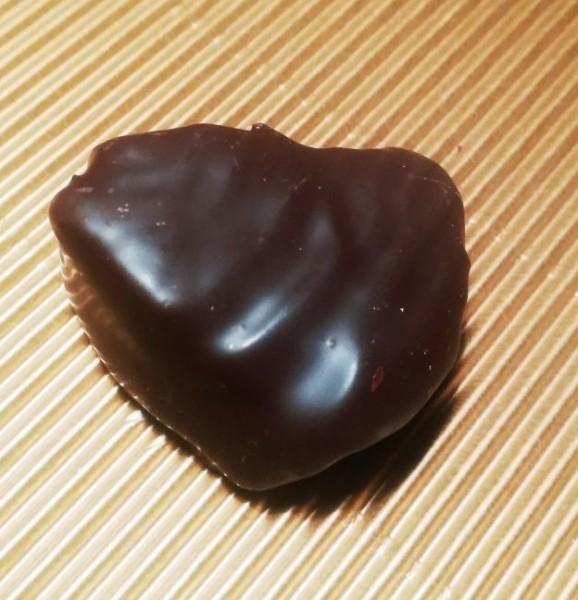 Rumananas in Schokolade
