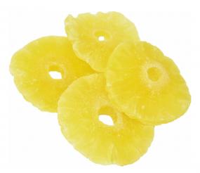 Ananas gezuckert