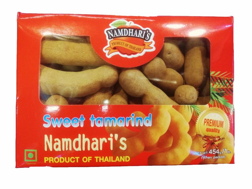 Tamarinden süß 450g Packung