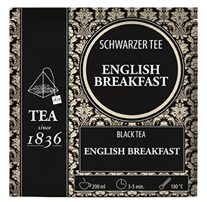 Schwarzer Tee English Breakfast FS