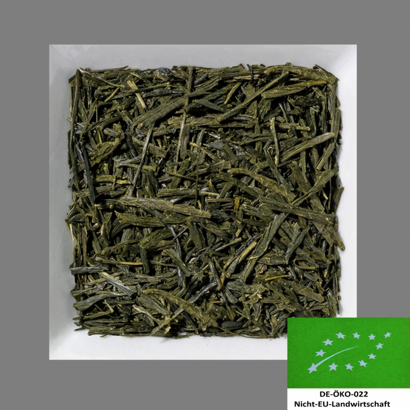 Japan Sencha Midori Grüner Biotee DE-ÖKO-022