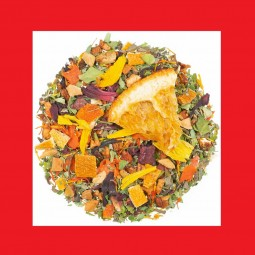 Provence Basilikum Apfelsine Früchtetee
