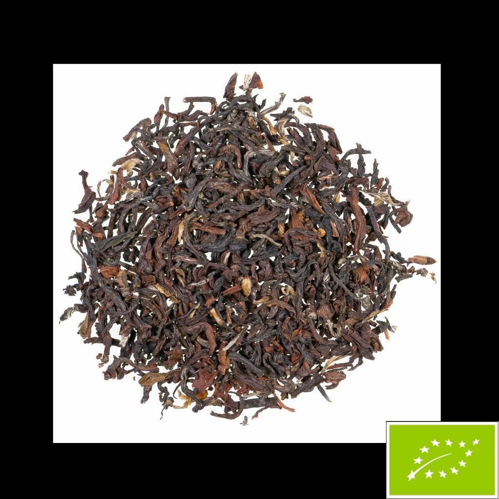 Darjeeling Muscatel FTGFOP1 second flush Bio DE-ÖKO 022