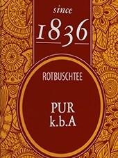 Rooibuschtee, pur k.b.A. DE-ÖKO-003