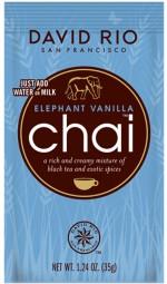 Elephant Vanilla Chai David Rio 28g Beutel