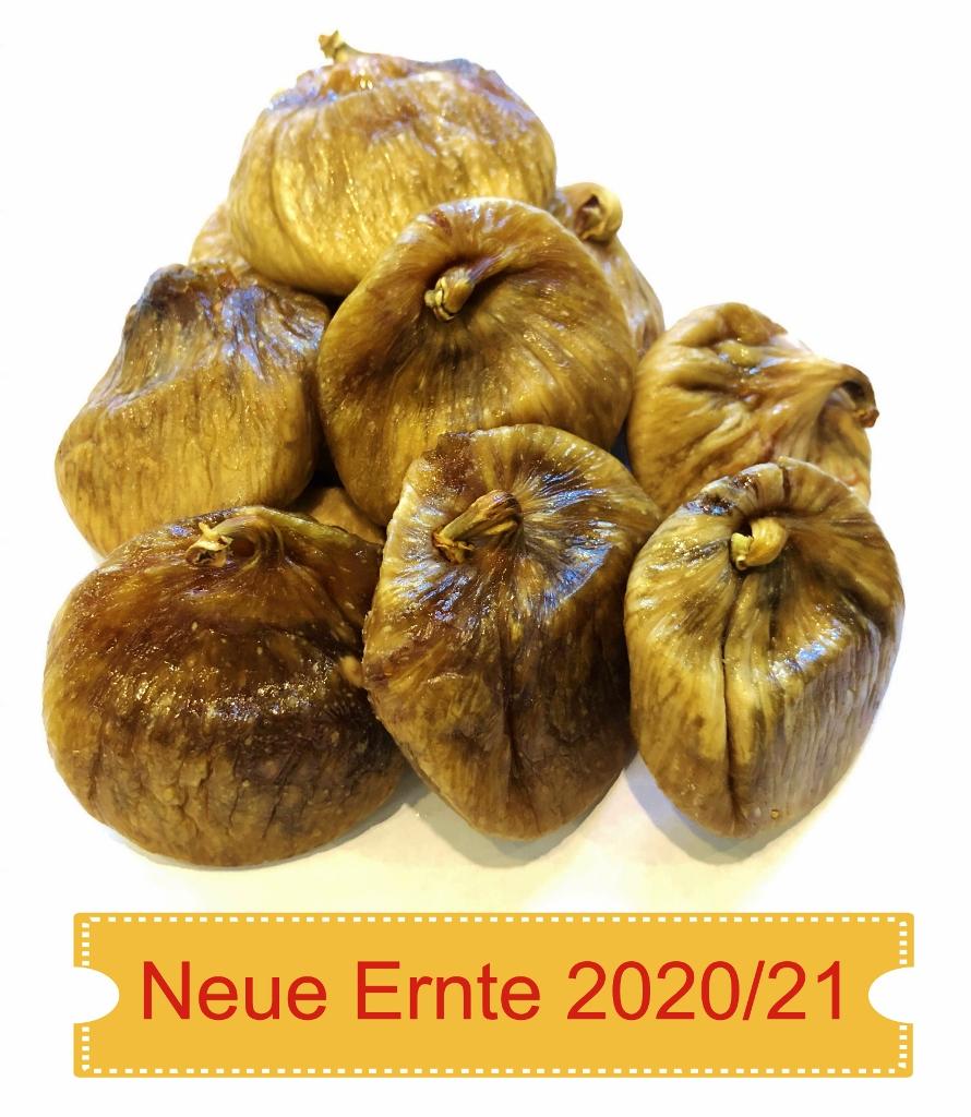 Premium-Feigen Neue Ernte 2020/21 naturrein ungezuckert