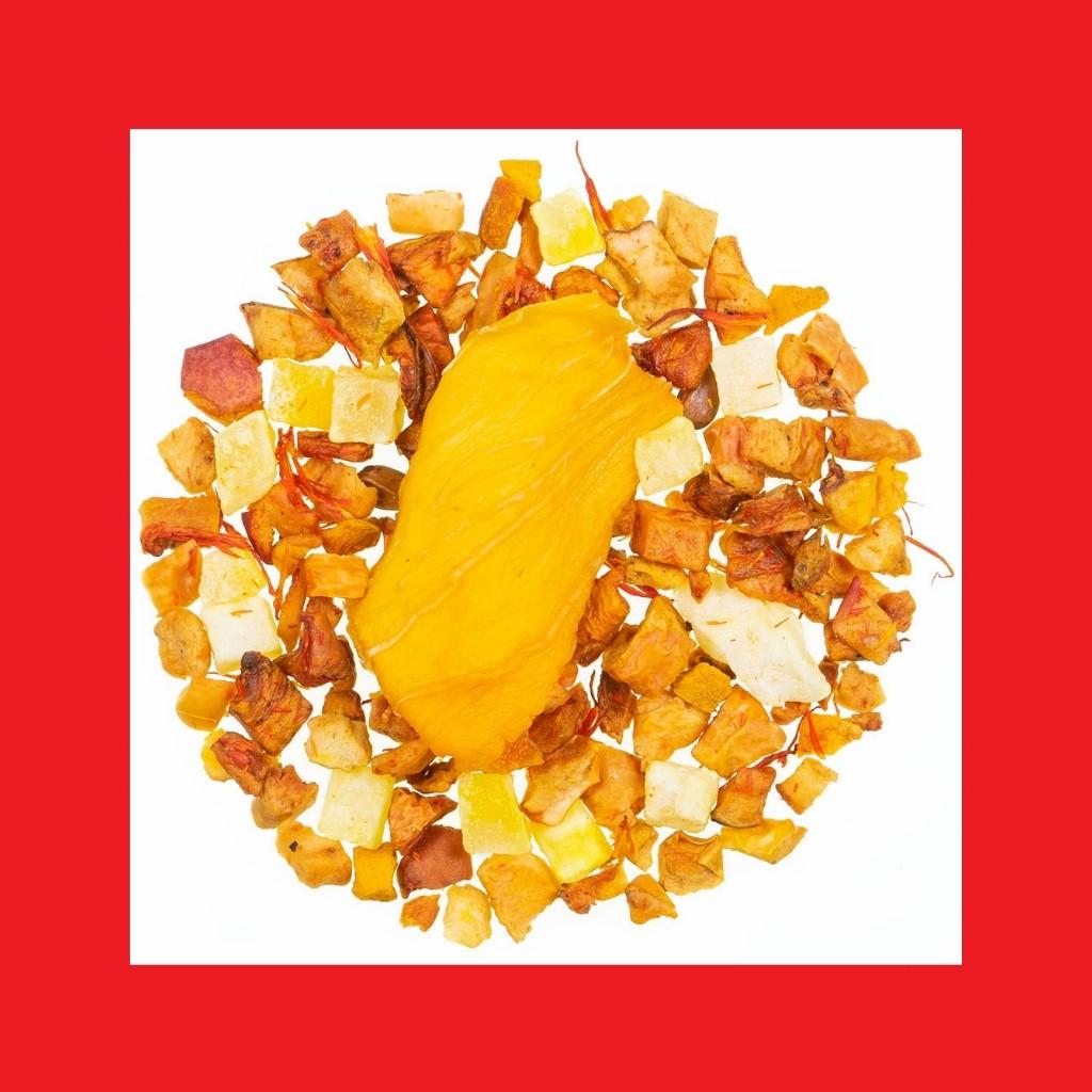 Indische Mango Früchtetee