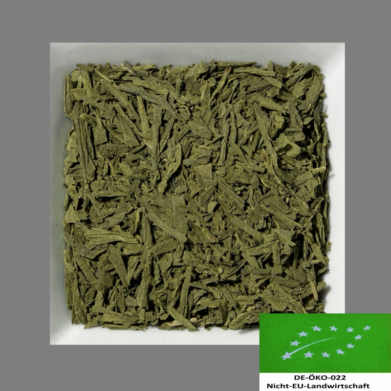 Japan Sencha Matcha Tamayura Grüner Biotee DE-ÖKO-022