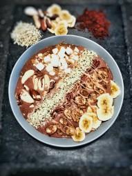 Protein Schoko-Bowl