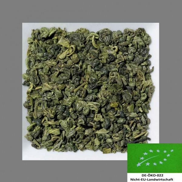China Gunpowder Grüner Biotee DE-ÖKO-022