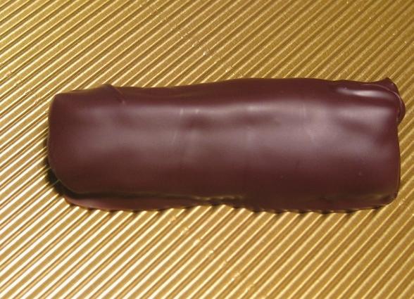 Bananen in Bitterschokolade