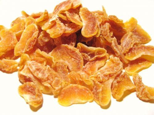 Mandarinen gezuckert u. geschwefelt