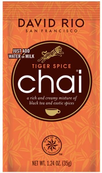 Tiger Spice Chai David Rio 28g Beutel