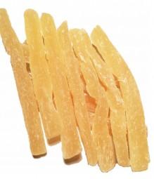 Ananas Sticks ungeschwefelt, ohne zugesetztem Zucker