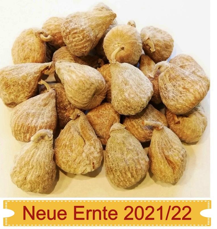 Feigen (Minifeigen) ungeschwefelt ohne Zucker 500g Neue Ernte 2021/22