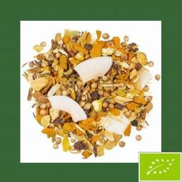 Rooibusch Kurkuma Kokos Vanille Bio DE-ÖKO 022