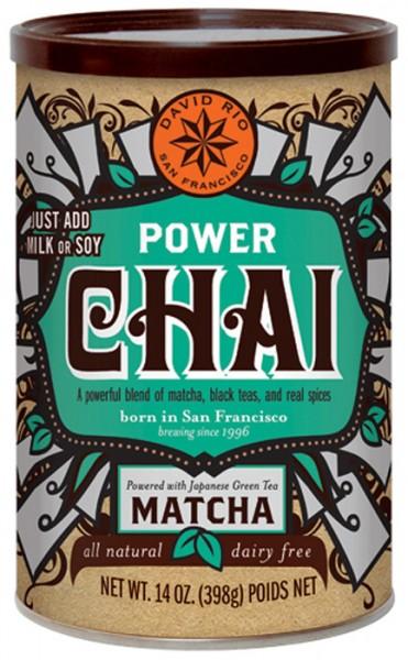 Power Chai David Rio 398g