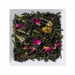 Japanische Kirschblüte Natürlich aromatisierter weißer Tee