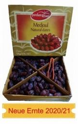 Medjoul Datteln Extra große, 5 kg Karton Naturrein, ohne Zucker Neue Ernte 2020/21