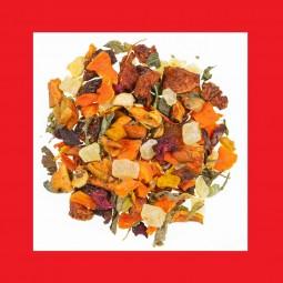 Mango Karotte Früchtetee