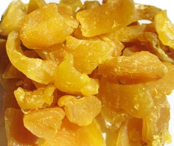Ingwer ungeschwefelt ohne zugesetzten Kristallzucker