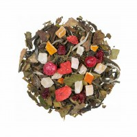 Tempel der Götter® Weißer Tee Lychee-Pfirsich-Geschmack