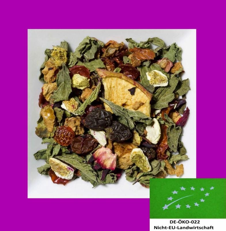 Granatapfel-Ägyptische Minze Biotee DE-ÖKO-022