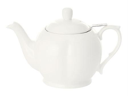 Kanne mit Teefilter