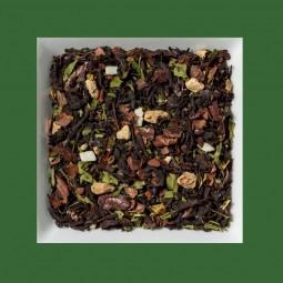 Hanf-Schokolade-Gewürze Chai aromatisierte Schwarztee-/ Gewürzmischung