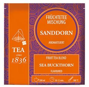 Früchteteemischung Sanddorn aromatisiert FS mit
