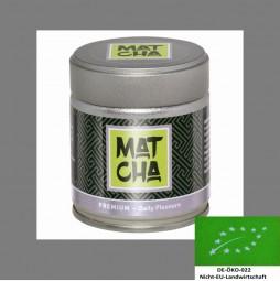 Premium Matcha - Daily Pleasure Biotee DE-ÖKO-022 40g