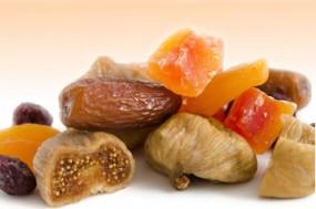 Trockenfrüchte - so gesund!