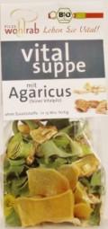 Vitalsuppe mit Agaricus Bio-Qualität