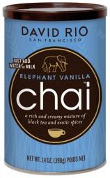 Elephant Vanilla Chai David Rio 398g