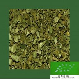 Moringablätter, geschnitten 8mm Bio Kräutertee DE-ÖKO-022