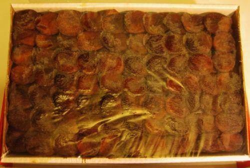 Aprikosen 5000g ungeschwefelt, naturrein Originalkarton