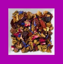 Cranberry-Grenadine Aromatisierte Früchteteemischung