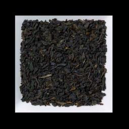 Bourbon-Vanille Natürlich aromatisierter schwarzer Tee