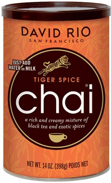 Tiger Spice Chai David Rio 398g Dose